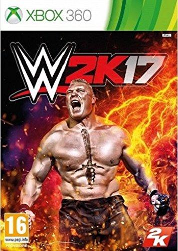 ✅⭐✅ WWE 2K17 XBOX 360❤️🎮