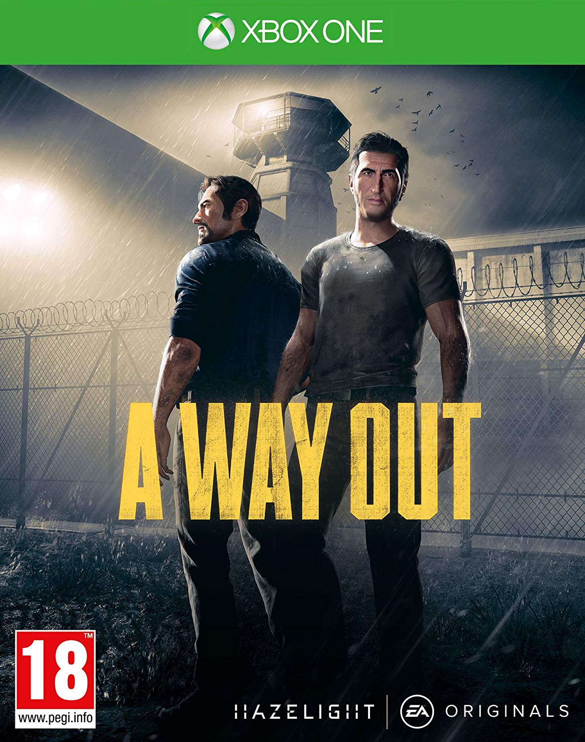 ✅ A Way Out XBOX ONE❤️🎮