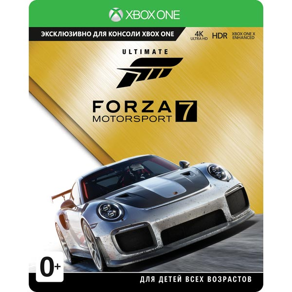 ✅ Forza Motorsport 7 Ultimate + Far Cry 4 XBOX ONE❤️🎮