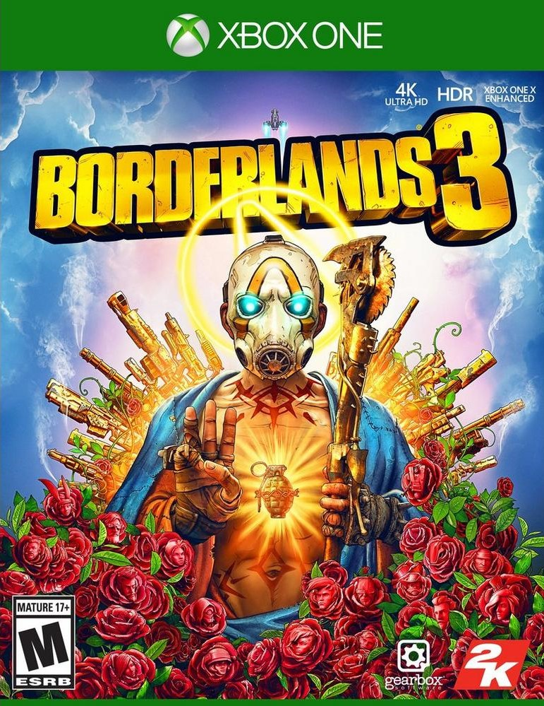 ✅ Borderlands 3 XBOX ONE | LIFETIME WARRANTY❤️🎮
