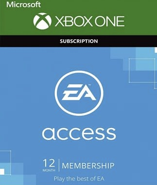 ❤️EA Access 12 MONTHS XBOX ONE + 10% CASHBACK🎮