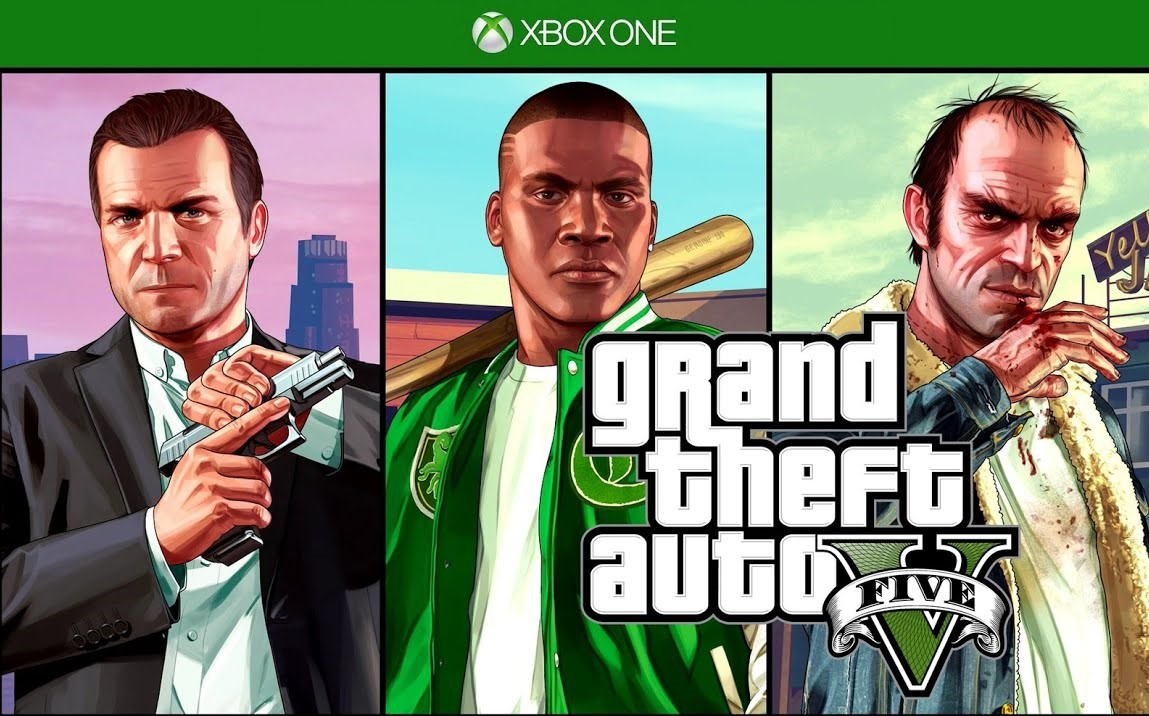 ✅ GTA 5 XBOX ONE | LIFETIME WARRANTY + CASHBACK❤️🎮