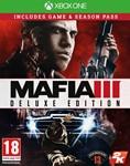 ❤️🎮Mafia II: Definitive + Mafia III Deluxe XBOX ONE🥇✅