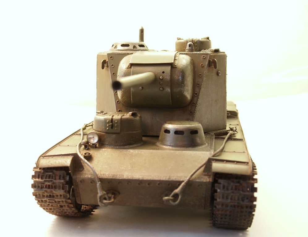 KV-5 a premium heavy tank USSR 8-level slot + 1 PA