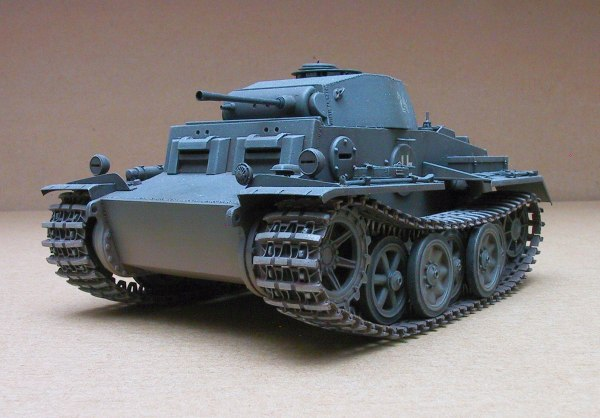 Bonus Pz.Kpfw. II Ausf. J German imbalanced+10 days PA