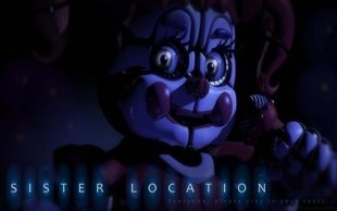 Five Nights at Freddy´s: Sister Location STEAM REG FREE