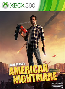 Alan Wake´s American Nightmare (Xbox 360/Xbox One)