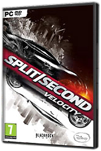 Split Second: Velocity - CD-KEY - SecuRom + ПОДАРОК