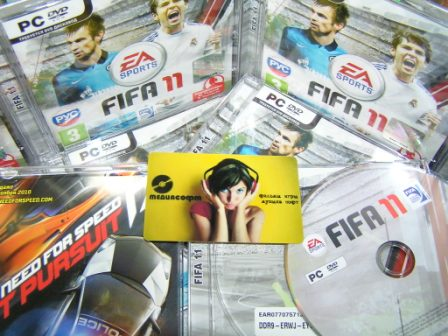 FIFA 11 - CD-KEY - Origin Region Free + ПОДАРОК