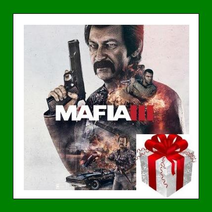 Mafia III 3 - Steam Key - RU-CIS-UA