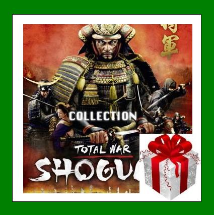 Total War Shogun 2 Collection - Steam Key - RU-CIS-UA