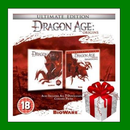 Dragon Age Origins Ultimate Edition - Origin Key - ROW
