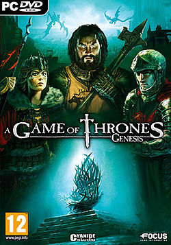 A Game of Thrones - Genesis - Steam Key - RU-CIS-UA