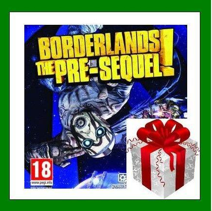 Borderlands The Pre-Sequel - Steam RU-CIS-UA