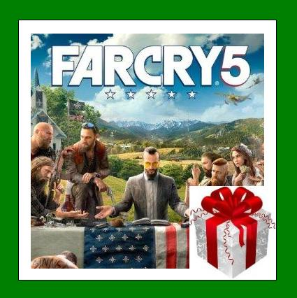 Far Cry 5 - Uplay Key - RU-CIS-UA