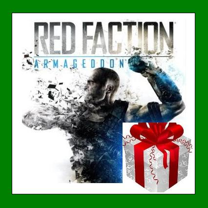 Red Faction Armageddon + DLC - Steam RU-CIS-UA + АКЦИЯ