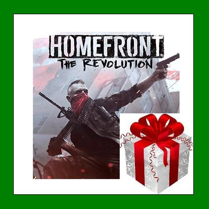 Homefront The Revolution - Steam Key - RU-CIS-UA