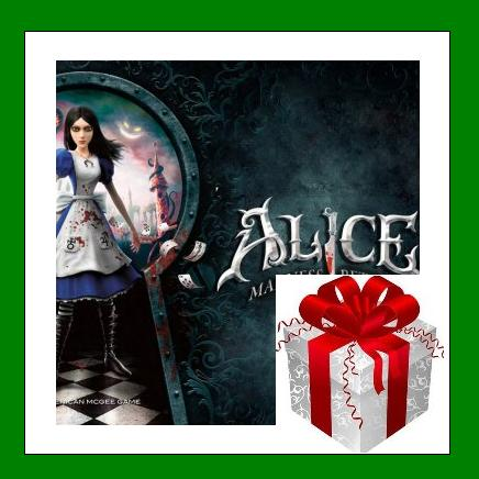 Alice Madness Returns - Origin Region Free + ПОДАРОК