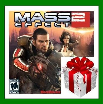 Mass Effect 2 - Steam Gift RU-CIS-UA