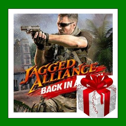 Jagged Alliance Back in Action - Steam RU-CIS-UA