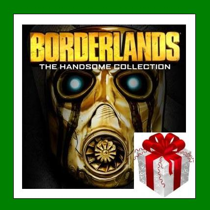 Borderlands The Handsome Collection - Steam RU-CIS-UA
