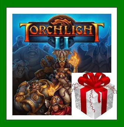 Torchlight II 2 ONLY RUSSIA