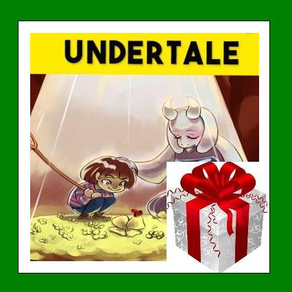 Undertale - Steam Gift RU-CIS-UA + ПОДАРОК
