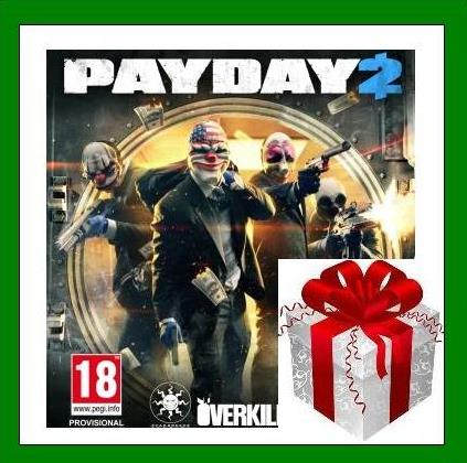 Payday 2 - Steam Key - RU-CIS-UA