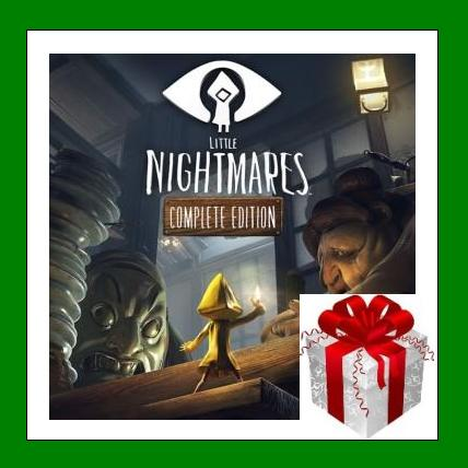 Little Nightmares Complete Edition - Steam RU-CIS-UA