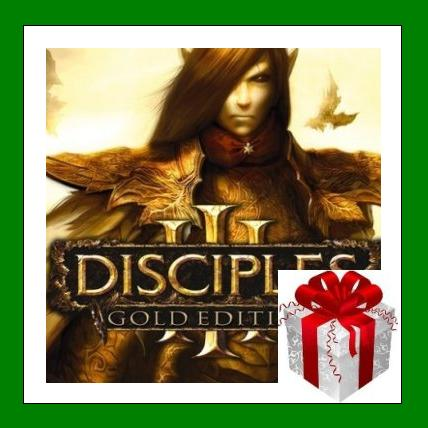 Disciples 3 III  Gold Edition - Steam Key - Region Free