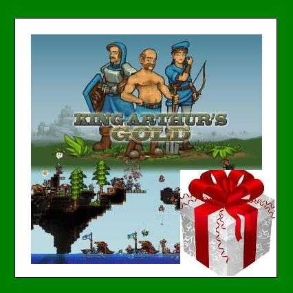 King Arthur´s Gold - Steam Gift RU-CIS-UA + ПОДАРОК
