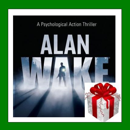 Alan Wake - Steam Key - Region Free