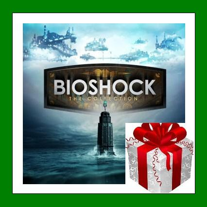 BioShock The Collection - Steam RU-CIS-UA