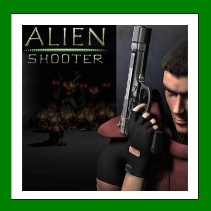 Alien Shooter - Steam Region Free РАСПРОДАЖА