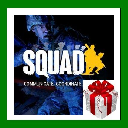 Squad - Steam Key - RU