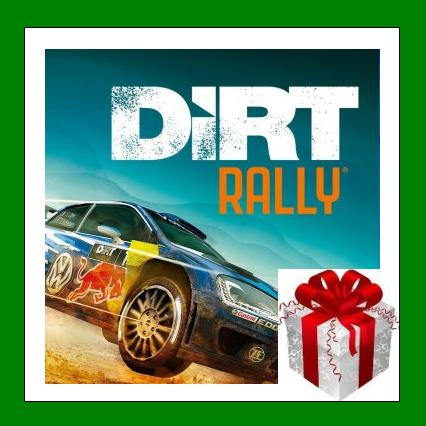 DiRT Rally - Steam Region Free + ПОДАРОК
