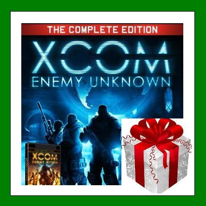 XCOM Enemy Unknown The Complete Edition - Region Free