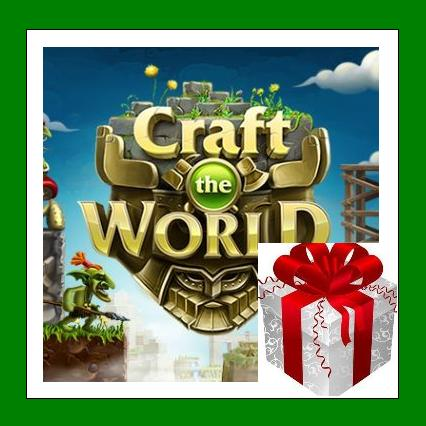 Craft The World Steam Gift RU-CIS-UA