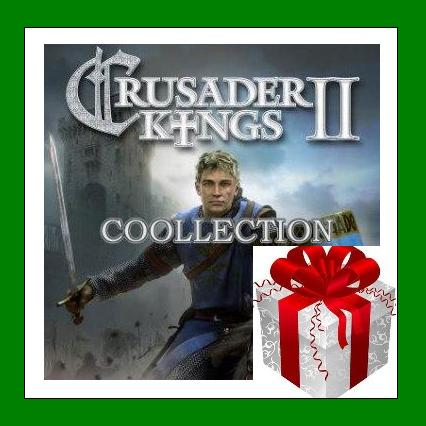 Crusader Kings 2 II DLC Collection - Steam RU-CIS-UA