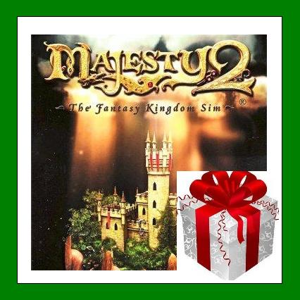 Majesty 2 - CD-KEY - Steam Region Free + ПОДАРОК