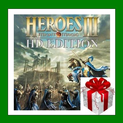 Heroes of Might & Magic III 3 HD Edition RU-CIS-UA