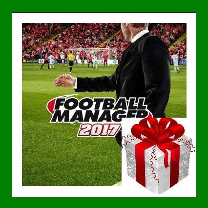 Football Manager 2017 - Steam RU-CIS-UA + ПОДАРОК