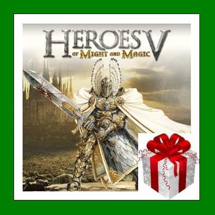 Heroes of Might and Magic V 5 - Uplay Key - RU-CIS-UA