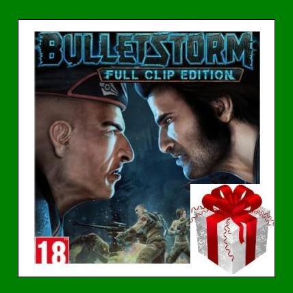 Bulletstorm Full Clip Edition - Steam Key - RU-CIS-UA