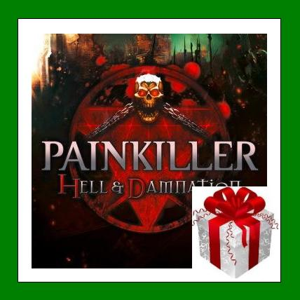 Painkiller Hell & Damnation - Steam Region Free