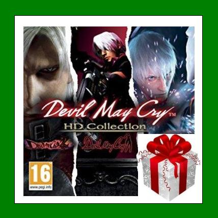 Devil May Cry HD Collection - Steam Key - RU-CIS-UA