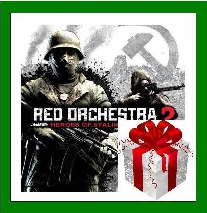 Red Orchestra 2 + Rising Storm - Steam RU-CIS-UA
