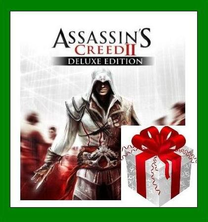 Assassins Creed 2 Deluxe Edition Steam Gift RU-CIS-UA