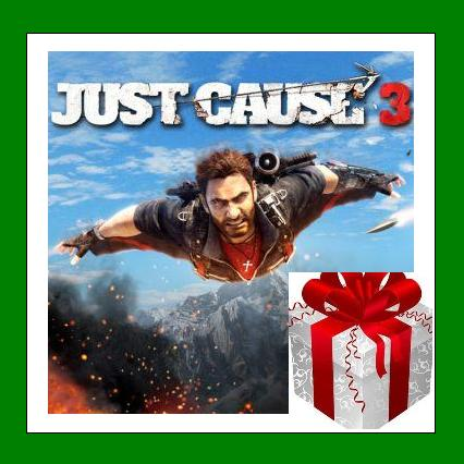 Just Cause 3 - Steam Gift RU-CIS-UA + ПОДАРОК