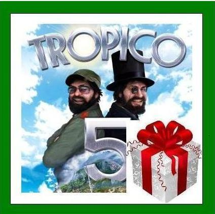 Tropico 5 - Complete Collection - Steam Key - RU-CIS-UA